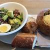 新鮮なサラダと美味しいパンのサンドウィッチ屋さん Panera Bread はホスキンスビルでは、貴重なお店です