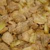 鶏モモと野菜の山椒炒め