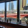 隅田川沿い眺め最高バインミー最高の「バインミーシンチャオカフェ」@浅草