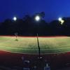 丸一日テニスコート