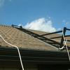 瓦屋根塗装準備5 瓦洗浄