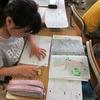 3年生:社会 わたしたちの町をスケッチ② スケッチから絵地図へ