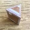 【簡単!手作りおもちゃ】大きな牛乳パック積み木の作り方〈三角形 カバー作り〉
