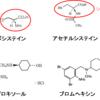 ムコダイン、ムコソルバン、ビソルボン、ムコフィリン(去痰薬)の作用機序と使い分け