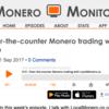LocalMonero.coの創設者アレックスとMoneroの未来