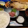 日本海庄屋の焼き魚定食