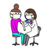 吐き気はワクチンの副反応か食中毒か?