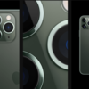 iPhone 11 Pro、11 Pro Max発表 3眼リアカメラ搭載でカラバリも4色に