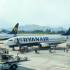 ミラノの悪名高きベルガモ空港からライアンエアーでブダペスト