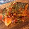 food log/塩サバのトマト煮