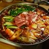 家で火鍋を。そして羊肉カレーの夜