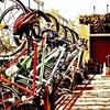 自転車パーキング
