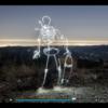 光の軌跡で描く光の骸骨映像!?新年度を明るく彩るストップモーションムービー「Light Goes On」