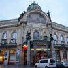プラハ市民会館の内観ツアーに参加するよ。