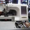 ジャノメミシン修理 スーパーセシオ9600
