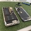 iPhoneXの画面修理増加中です!