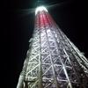 【夏のおもいで】東京3泊5日の旅⑨ 東京スカイツリーに登りました