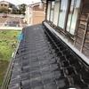 見附市市野坪で屋根の葺き替え工事(ルーフィングまで)