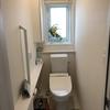 修理の一番乗りはTOTOさん 我が家の1Fトイレ (web内覧会) 一条工務店 i-Smart