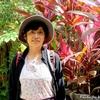 ベリーズ 背景は動物園の植物