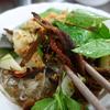 ウナギの春雨麺「ミエン・ルーン」とウナギ入りベトナム粥「チャオ・ルーン」