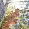 ②コバルトブルーの泉