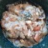 野菜と厚揚げのベジタリアンカレー