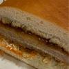 コメダ珈琲店のカツカリーパン
