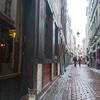 ヨーロッパ60日間旅行記⑲ベルギー編(3/8~3/13)、ブリュッセル街歩き