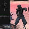 【kenshi】画像でわかる!武術攻撃モーションの変化と一覧!