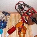 反射望遠鏡の自作状況のブログ