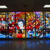 歌舞伎のステンドグラス