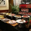 西新宿で安い!美味しい!ケーキブッフエ「ムフタール ドゥ パリ」