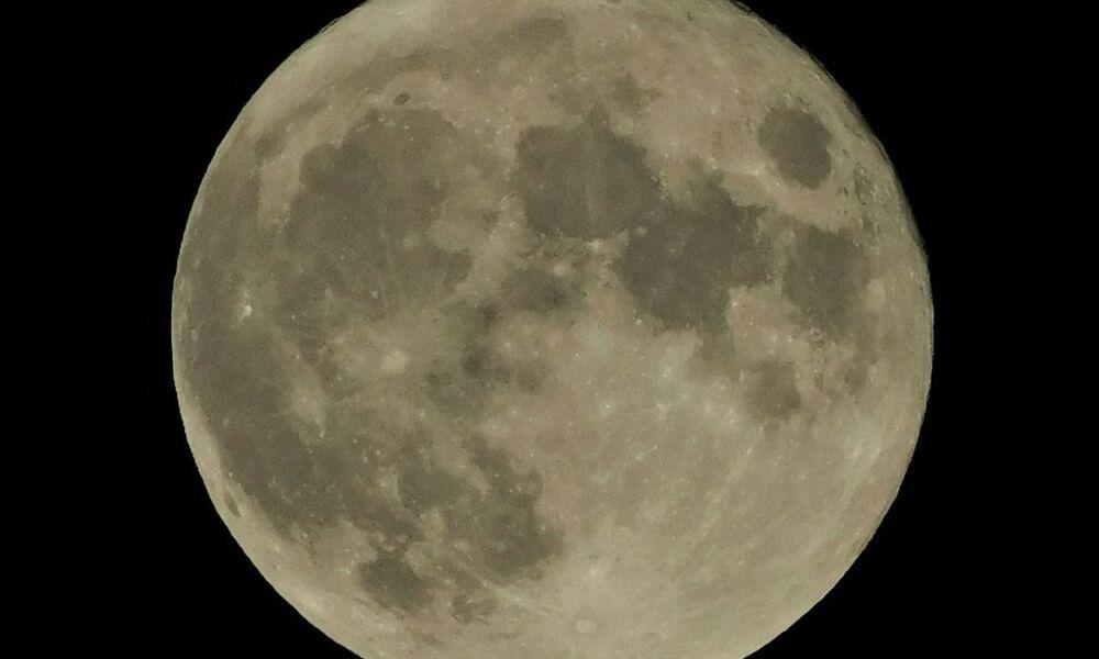 7月24日の満月 『バックムーン』