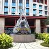 2011年シンガポール旅行④ ハードロックホテル シンガポール 朝食