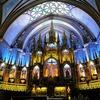 【モントリオール】美しいノートルダム大聖堂とオカ地方の色鮮やかな紅葉
