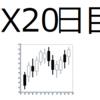副業 FX 20日目 成績&反省&予想(FX初心者)
