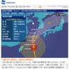 颱風 25号 2018-10-04