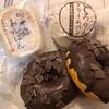 麻布十番『モンタボー』のおやつパン。とろりんクリームパンと吟十勝あんぱん&チョコレートドーナツ。