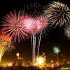 ライプツィヒの花火