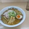 八王子【煮干鰮ラーメン圓】塩ラーメン ¥780+大盛 ¥100