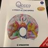 デアゴスティ〜ニ ♪ でQueenを聴〜く ♪  (オペラ座の夜 / A NIGHT AT THE OPERA  -  DeAGOSTINI 180g重量盤LP)
