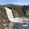 カナダ旅行6日目-1 ケベックシティ郊外モンモランシー滝へ市バスで行く