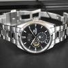 レビュー オリエントスター セミスケルトン RK-AY0001B 頑張れ国産時計ブログ