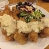 283. モモ肉チキン南蛮@入谷キッチンバル:鶏好きにはたまらない超絶ジューシーなチキン南蛮!