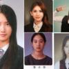 美しい美女芸能人の卒業写真