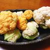 【秋冬野菜de食育 似てるけど全然ちがう? ブロッコリーとカリフラワーの食べ比べをしてみましょう】