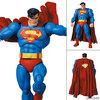 【バットマン】マフェックス『スーパーマン/SUPERMAN(The Dark Knight Returns)』MAFEX 可動フィギュア【メディコム・トイ】より2022年3月発売予定♪