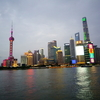 ビジネスクラスで上海一人旅!