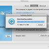 iTunes Match 代替として愛用している Quick IO (サーバ側)が v3.5 にバージョンアップ。